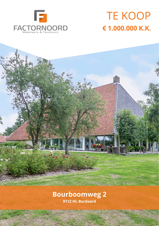 Brochure preview - Bourboomweg 2, 9112 HL BURDAARD (1)
