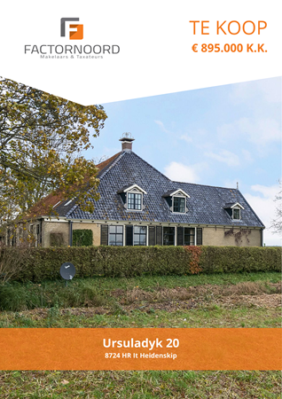 Brochure preview - Ursuladyk 20, 8724 HR IT HEIDENSKIP (1)