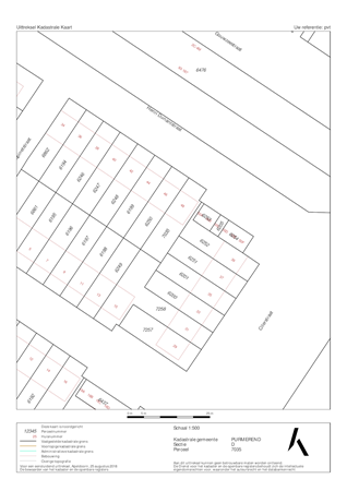 Floorplan - Henry Dunantstraat 48, 1443 GE Purmerend