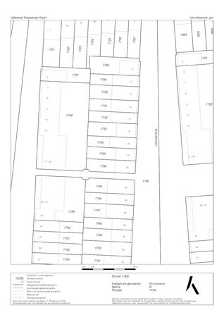 Floorplan - Kransfontein 16, 1448 RH Purmerend