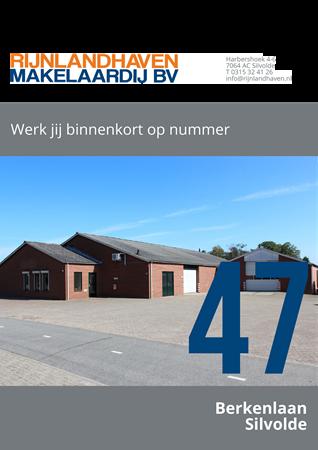 Brochure preview - Berkenlaan 47, 7064 HN SILVOLDE (2)