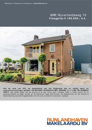 Brochure preview - ulft, nijverheidsweg 10 brochure 2018 (lowres)