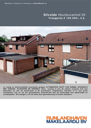 Brochure preview - brochure houtduivenhof 20 silvolde (lowres)