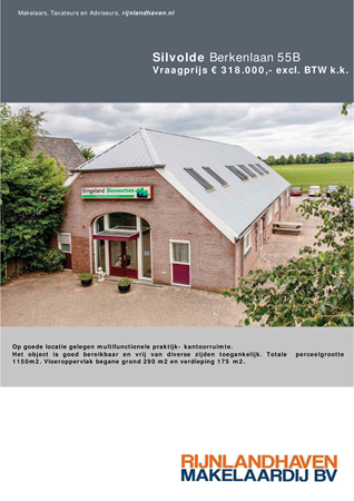 Brochure preview - brochure berkenlaan 55b low