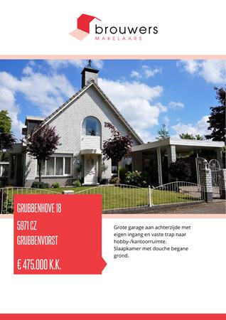 Brochure preview - Grubbenhove 18, 5971 CZ GRUBBENVORST (1)