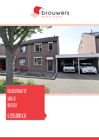 Brochure preview - Gelrestraat 37, 5951 JE BELFELD (1)