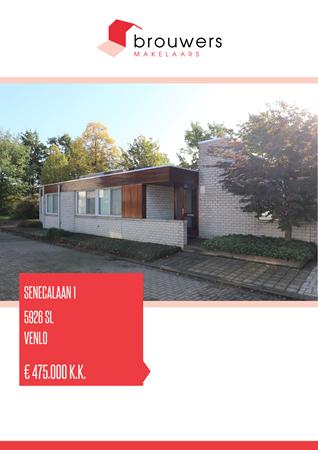 Brochure preview - Senecalaan 1, 5926 SL VENLO (1)