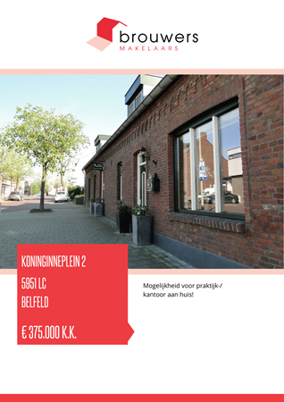 Brochure preview - Koninginneplein 2, 5951 LC BELFELD (2)
