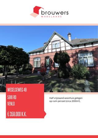 Brochure preview - Weselseweg 49, 5916 RD VENLO (3)