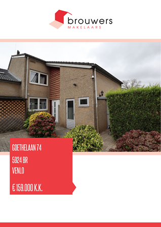 Brochure preview - Goethelaan 74, 5924 BR VENLO (2)