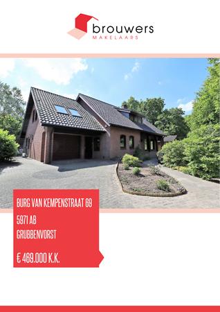 Brochure preview - Burgemeester van Kempenstraat 69, 5971 AB GRUBBENVORST (1)