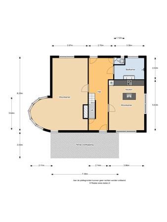 Floorplan - Enscheder Straße 309, 48599 Gronau (Westfalen)