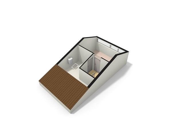 Floorplan - Lessingstraat 30, 5924 CD Venlo