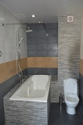 10. bathroom in bedroom