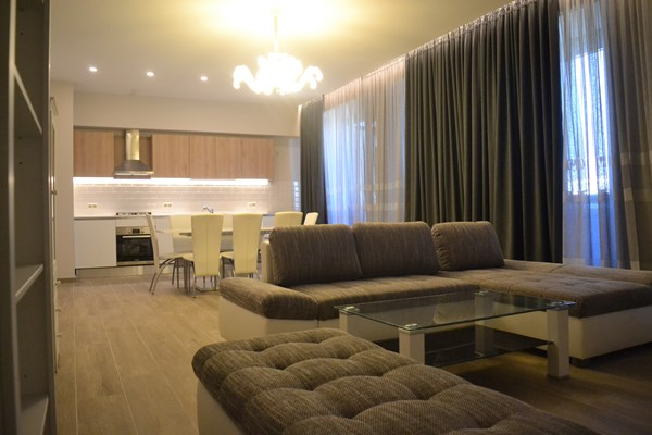 For rent: 50 Ilia Chavchavadze Avenue, Tbilisi