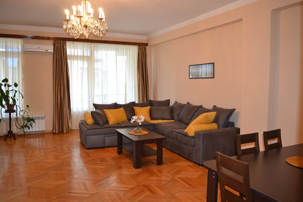 For rent: 34 Kobuleti Street, Tbilisi