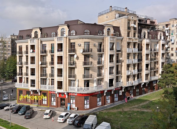 For rent: 8 Angia Bochorishvili Street, Tbilisi