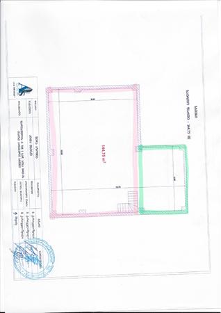 Floorplan - 6 Zakaria Paliashvili Street, Tbilisi
