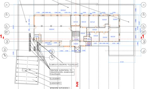 Floorplan - 150 დავით აღმაშენებელის გამზირი, თბილისი