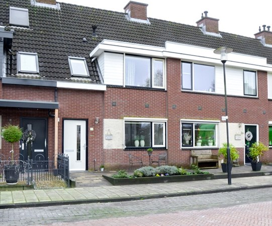 Ongerweges 28, Bunschoten-Spakenburg