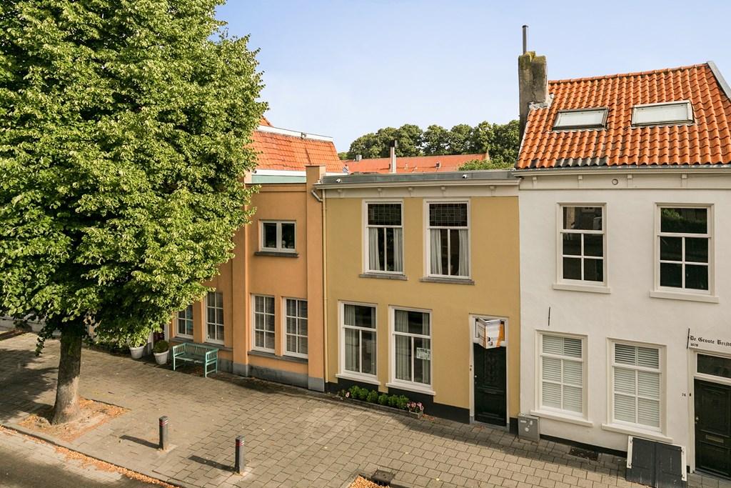 Inloopkast In Tussenkamer : Te koop monumentaal wonen in een dubbel herenhuis op een
