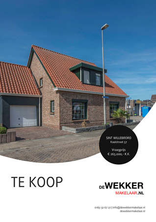 Brochure preview - Kaaistraat 57, 4711 HP SINT WILLEBRORD (2)