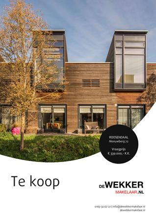 Brochure preview - Meeuwberg 72, 4708 NH ROOSENDAAL (1)