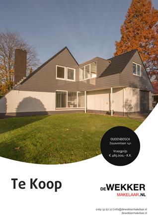 Brochure preview - Zouavenlaan 141, 4731 EP OUDENBOSCH (1)