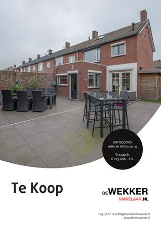 Brochure preview - Witte de Withstraat 32, 4671 AR DINTELOORD (1)