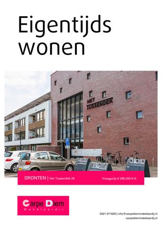 Brochure preview - Het Tussendek 29, 8251 EH DRONTEN (1)