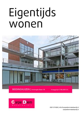 Brochure preview - Verlengde Baan 18, 8256 HB BIDDINGHUIZEN (2)