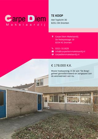 Brochure preview - Het Toplicht 30, 8251 DK DRONTEN (1)