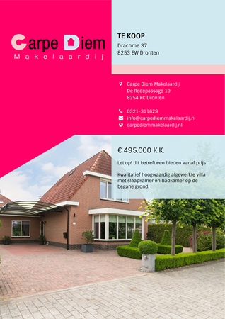 Brochure preview - Drachme 37, 8253 EW DRONTEN (1)