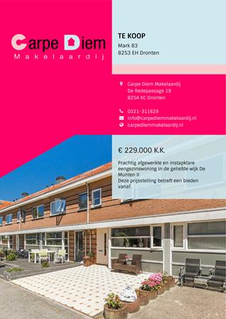Brochure preview - Mark 83, 8253 EH DRONTEN (1)