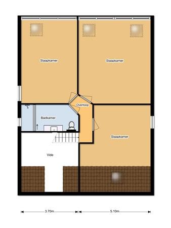 Floorplan - Herfst 15, 8251 NR Dronten
