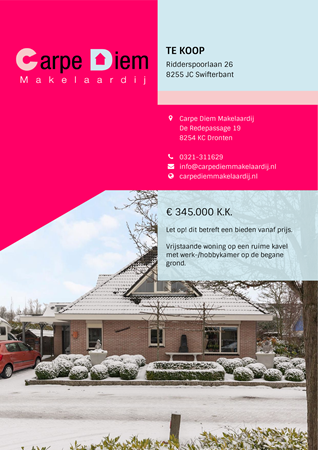 Brochure preview - Ridderspoorlaan 26, 8255 JC SWIFTERBANT (2)