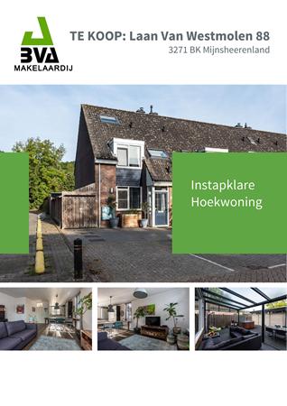 Brochure preview - Laan Van Westmolen 88, 3271 BK MIJNSHEERENLAND (1)