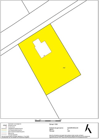 Floorplan - Boijlerweg 130, 8392 NL Boijl