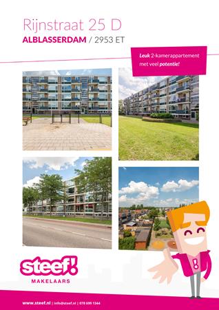 Brochure preview - Rijnstraat 25-D, 2953 ET ALBLASSERDAM (2)
