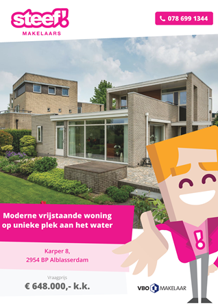 Brochure preview - Karper 8, 2954 BP ALBLASSERDAM (2)
