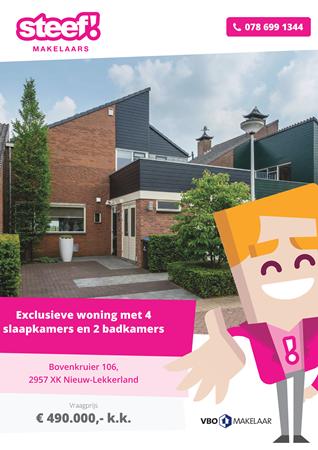 Brochure preview - Bovenkruier 106, 2957 XK NIEUW-LEKKERLAND (2)