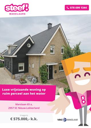 Brochure preview - Marslaan 65-a, 2957 SC NIEUW-LEKKERLAND (1)