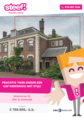 Brochure preview - Molenstraat 26, 2961 AL KINDERDIJK (2)