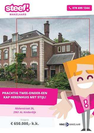 Brochure preview - Molenstraat 26, 2961 AL KINDERDIJK (2)