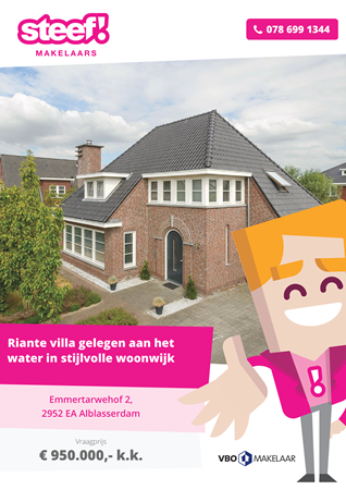 Brochure preview - Emmertarwehof 2, 2952 EA ALBLASSERDAM (2)