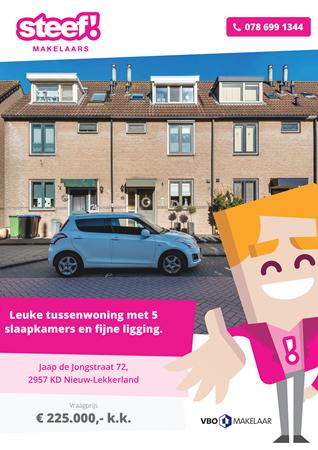 Brochure preview - Jaap de Jongstraat 72, 2957 KD NIEUW-LEKKERLAND (1)