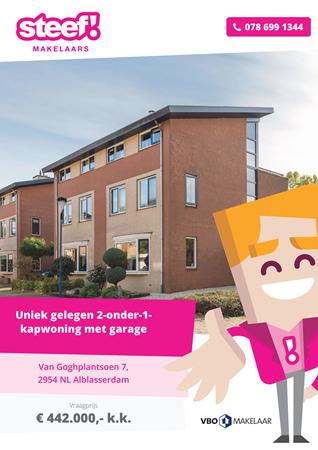 Brochure preview - Van Goghplantsoen 7, 2954 NL ALBLASSERDAM (1)