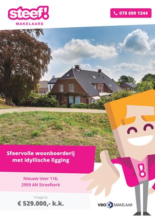 Brochure preview - Nieuwe Veer 116, 2959 AN STREEFKERK (2)