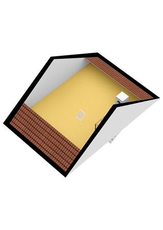 Floorplan - Zwanebloem 17, 2954 NH Alblasserdam