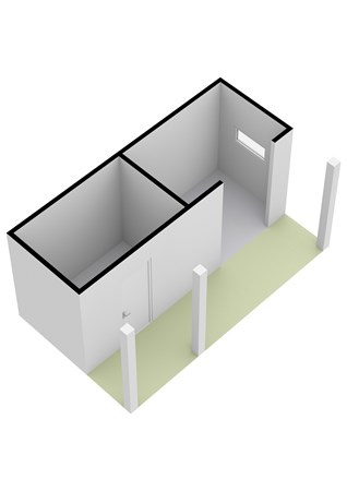 Floorplan - Heulenslag 66, 2971 VH Bleskensgraaf
